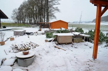 Es Ist Winter Was Gibt Es Im Garten Im Winter Zu Tun Haus Und Beet