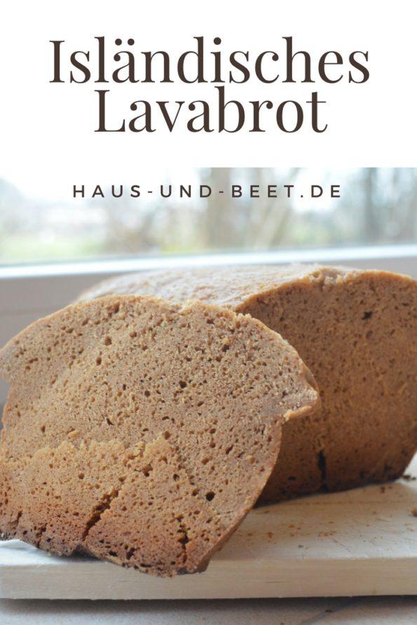 Isländisches Lavabrot Rezept