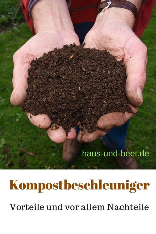 Kompostbeschleuniger Nachteile und Vorteile