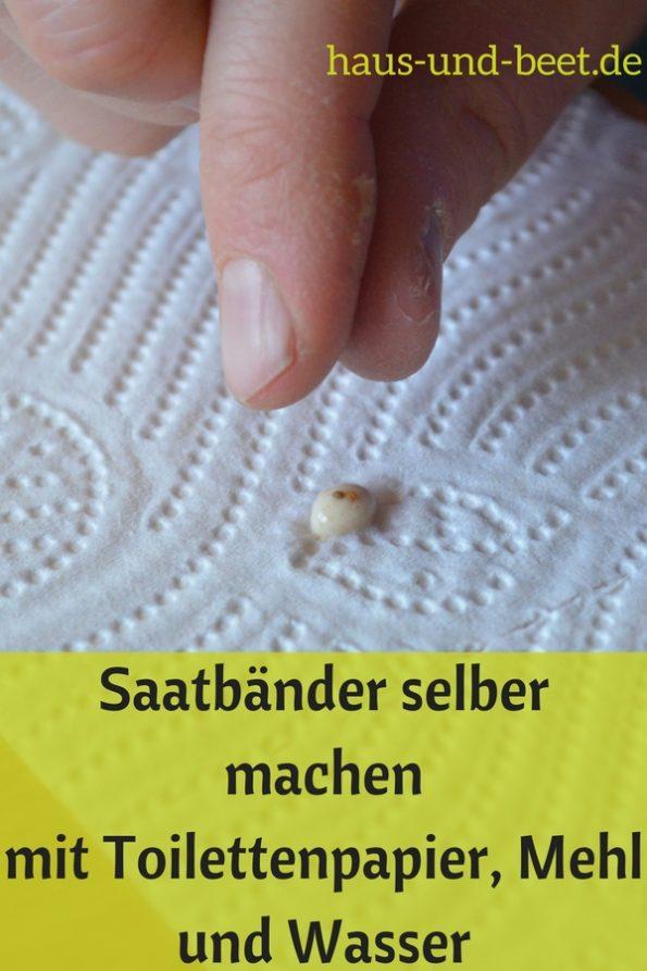 Saatbänder-selber-machen