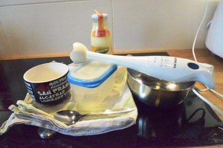 Butter-selber-herstellen-Utensilien