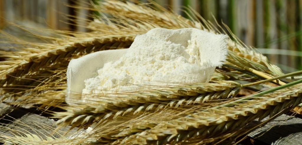Qualität des Mehls