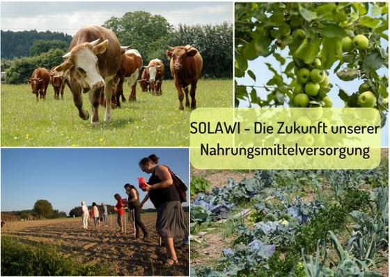 SOLAWI - Die Zukunft unserer Nahrungsmittelversorgung