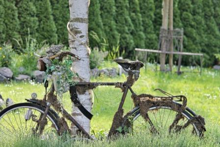 Dürfen wir Fahrrad fahren