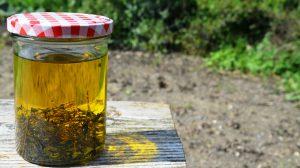 Kräuteröl selber machen