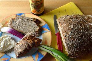Starkbier Brot