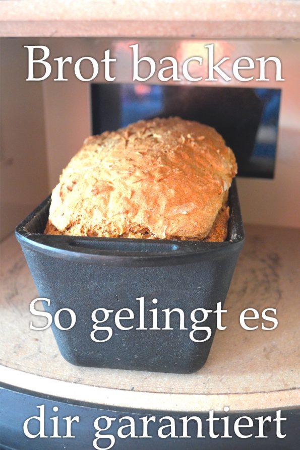 Brotbacken Zubehört, Brot backen Rezept einfach