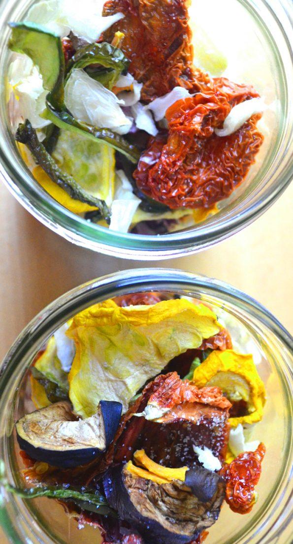 Trockenobst getrockenetes Gemüse Obst und Gemüse trocknen