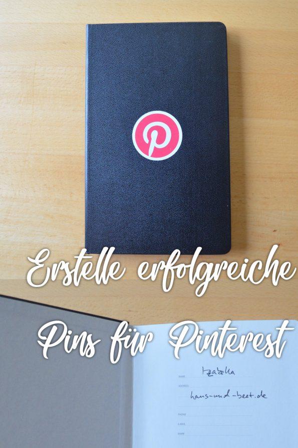erfolgreiche Pins für Pinterest