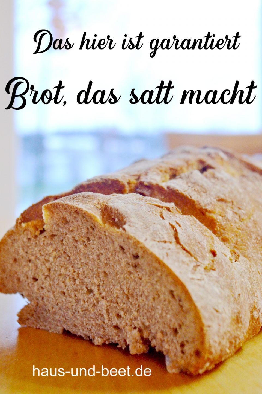 Brot das satt macht