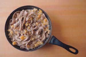 One Pot Pasta, vegetarisches einfaches Gericht