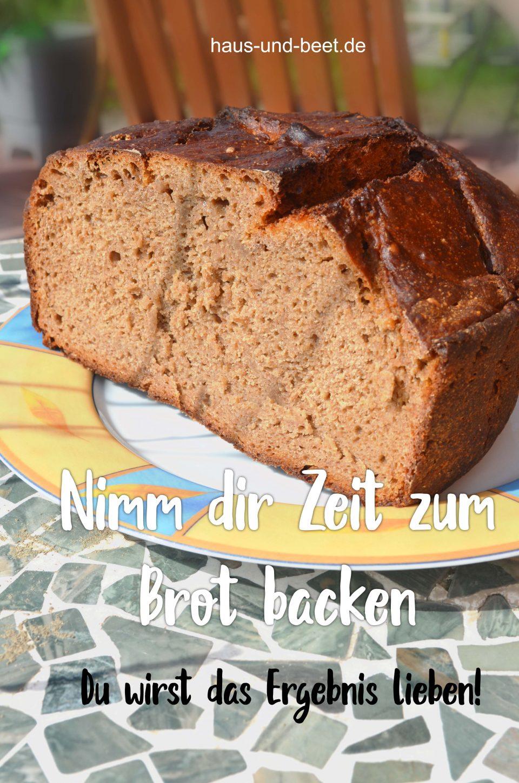 Zeit zum Brot backen