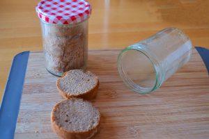 Brot im Glas, Brot richtig lagern
