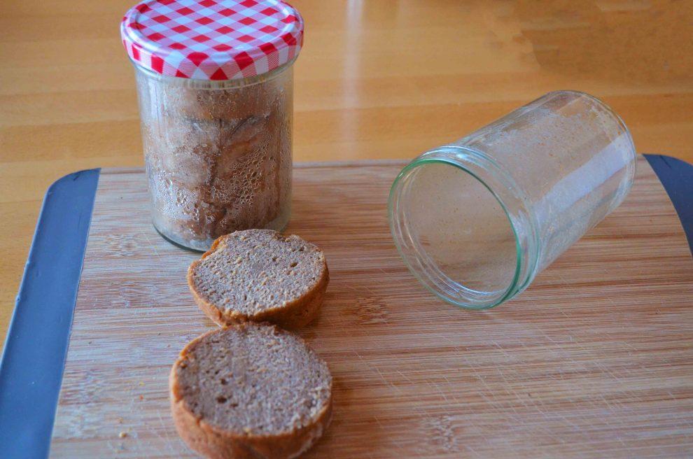 Geschenke Im Glas Von Der Brotbackmischung Bis Zum Fertigen Brot