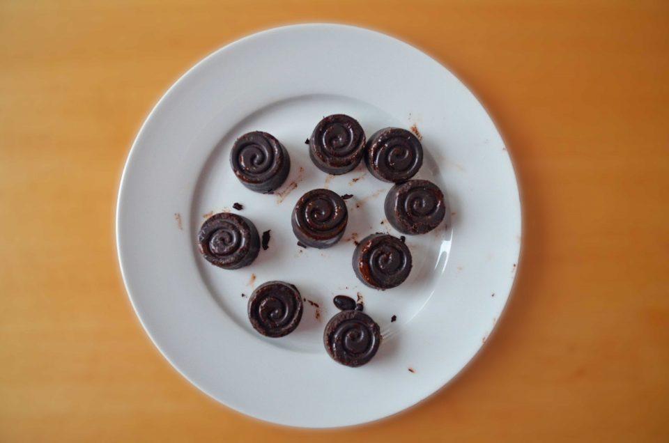Schokolade selber machen, ein veganes Rezept