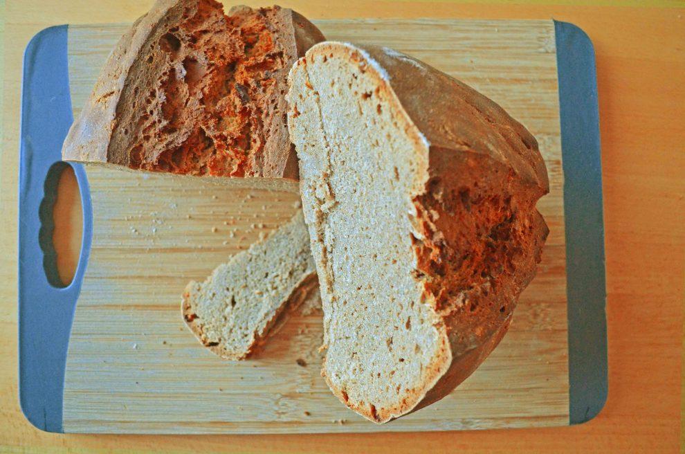 Bei welcher Temperatur Brot backen