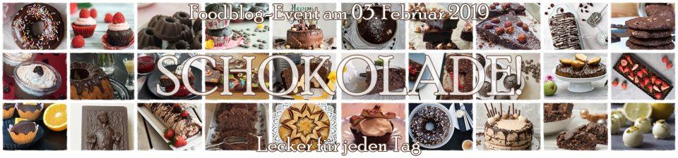 Blogparade Schokolade