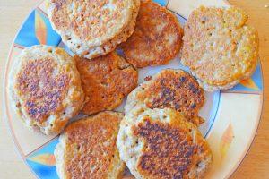Kartoffelpuffer Rezept vegan und lecker