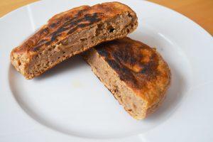 Naan Brot Rezept, vegan aus der Pfanne