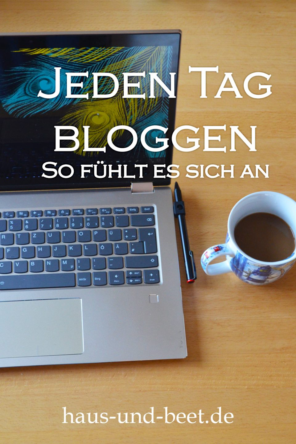Tagebuch 28 days of Blogging