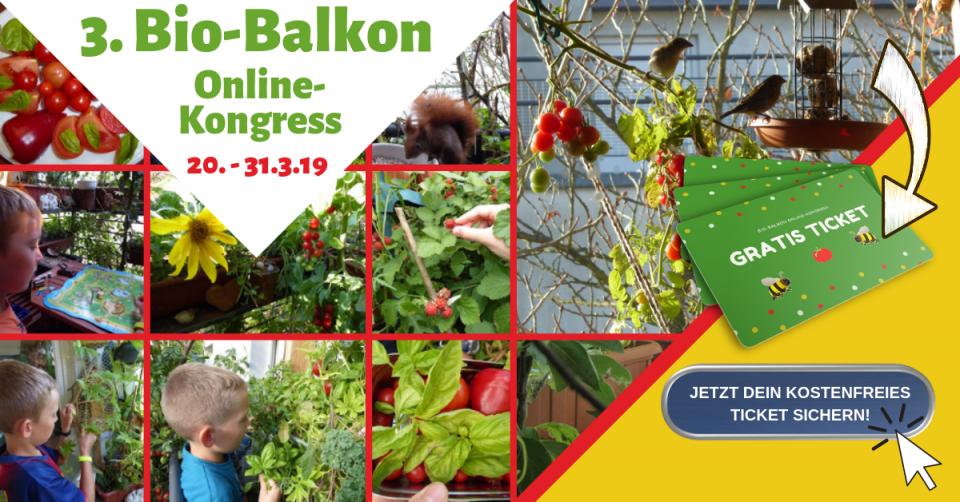 Bio Balkon Kongress 2019