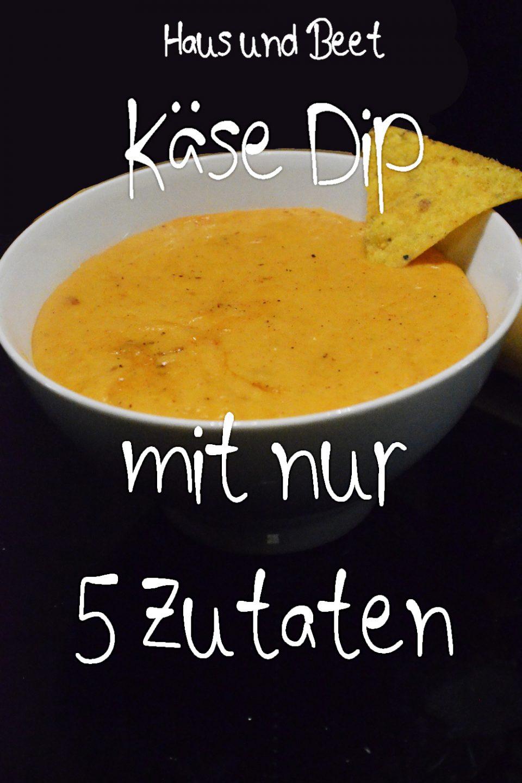 Käse Dip selber machen