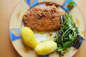 Seitan Rezept, veganer Fleischersatz