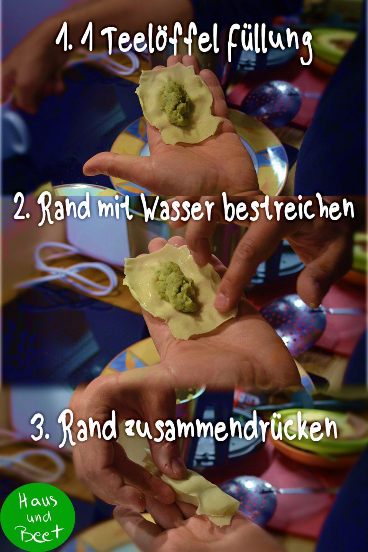Mautaschen Rezept