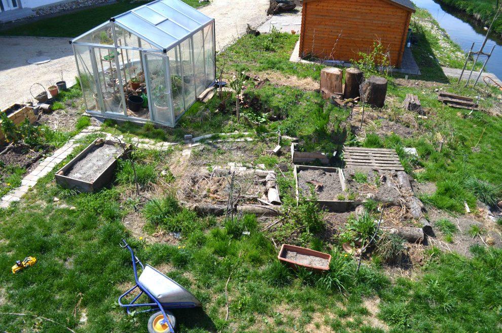 Verwildeter Garten So Fängst Du An Haus Und Beet
