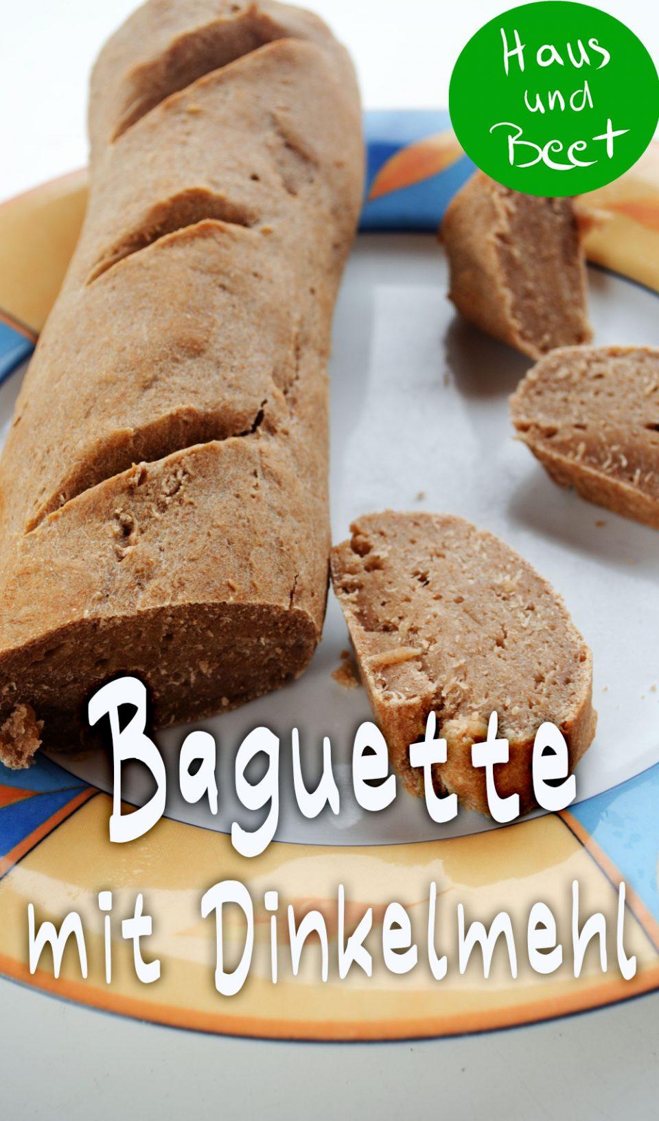 Baguette Rezept