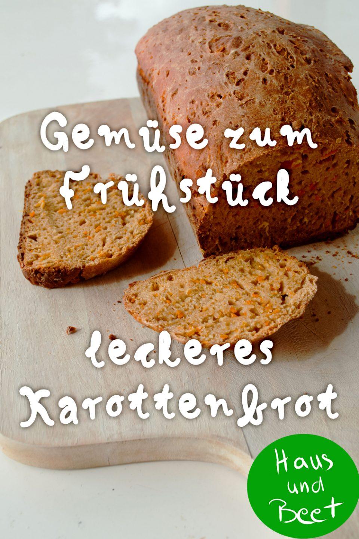Karottenbrot Rezept