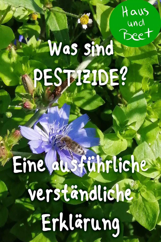 Wo werden Pestizide eingesetzt