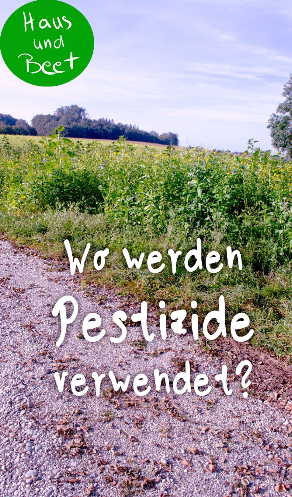 Pestizide Definition