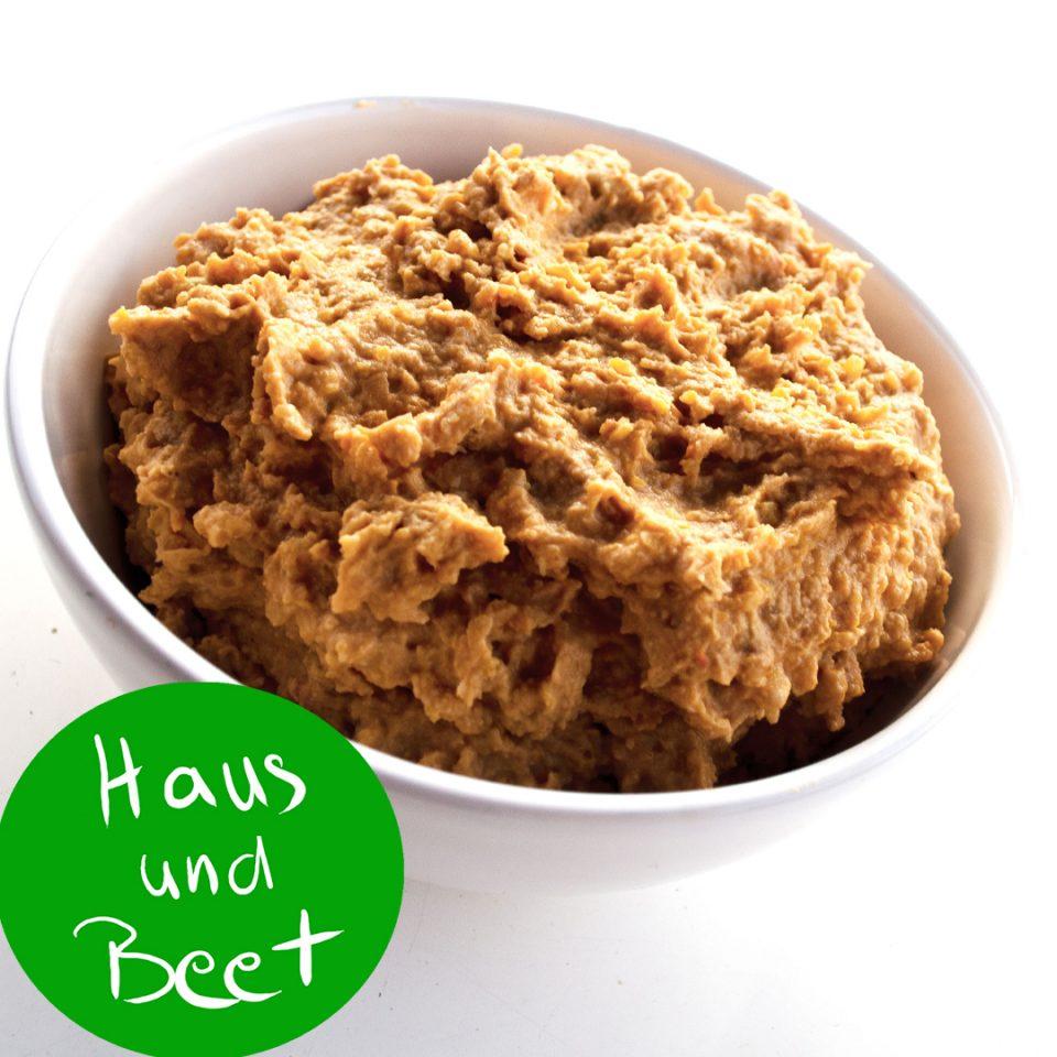 Hummus Rezept pikant vegan