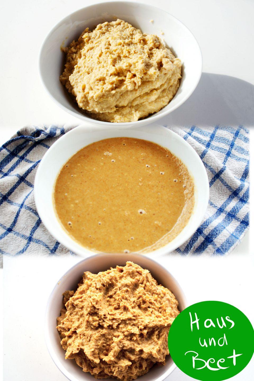 Hummus vegan Tahini