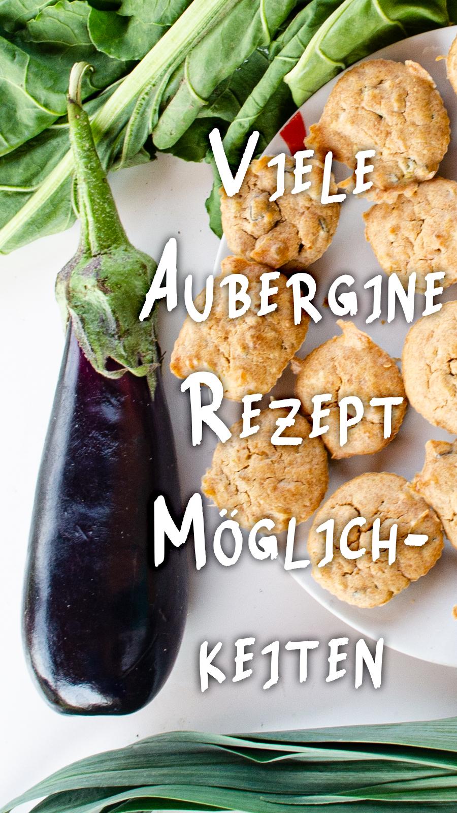 Aubergine Sommergemüse