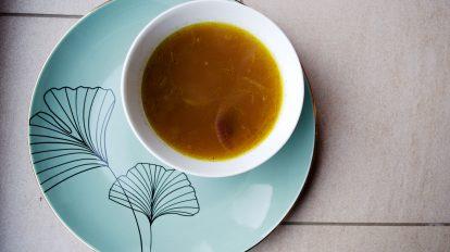 Zwiebelsuppe vegeratisch