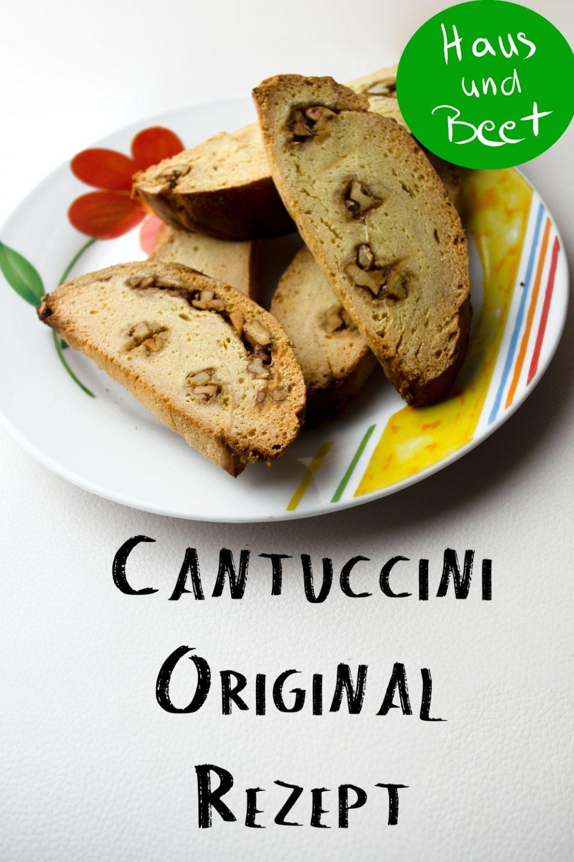 Cantuccini Original Rezept