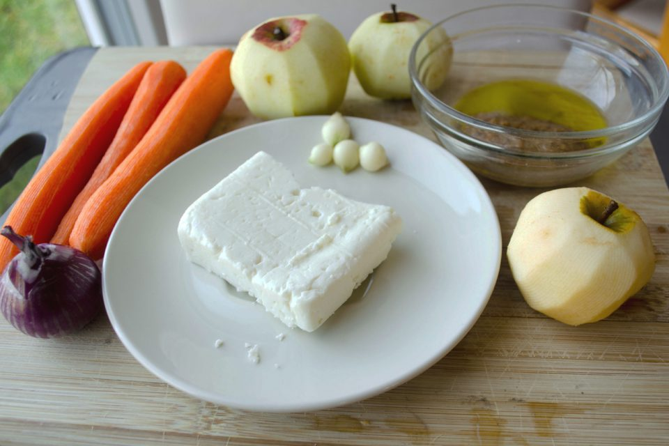 Karotten-Apfel-Salat Rezept