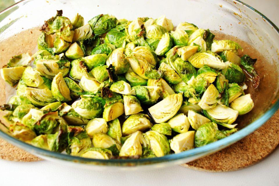 Rosenkohl vegetarisches Rezept