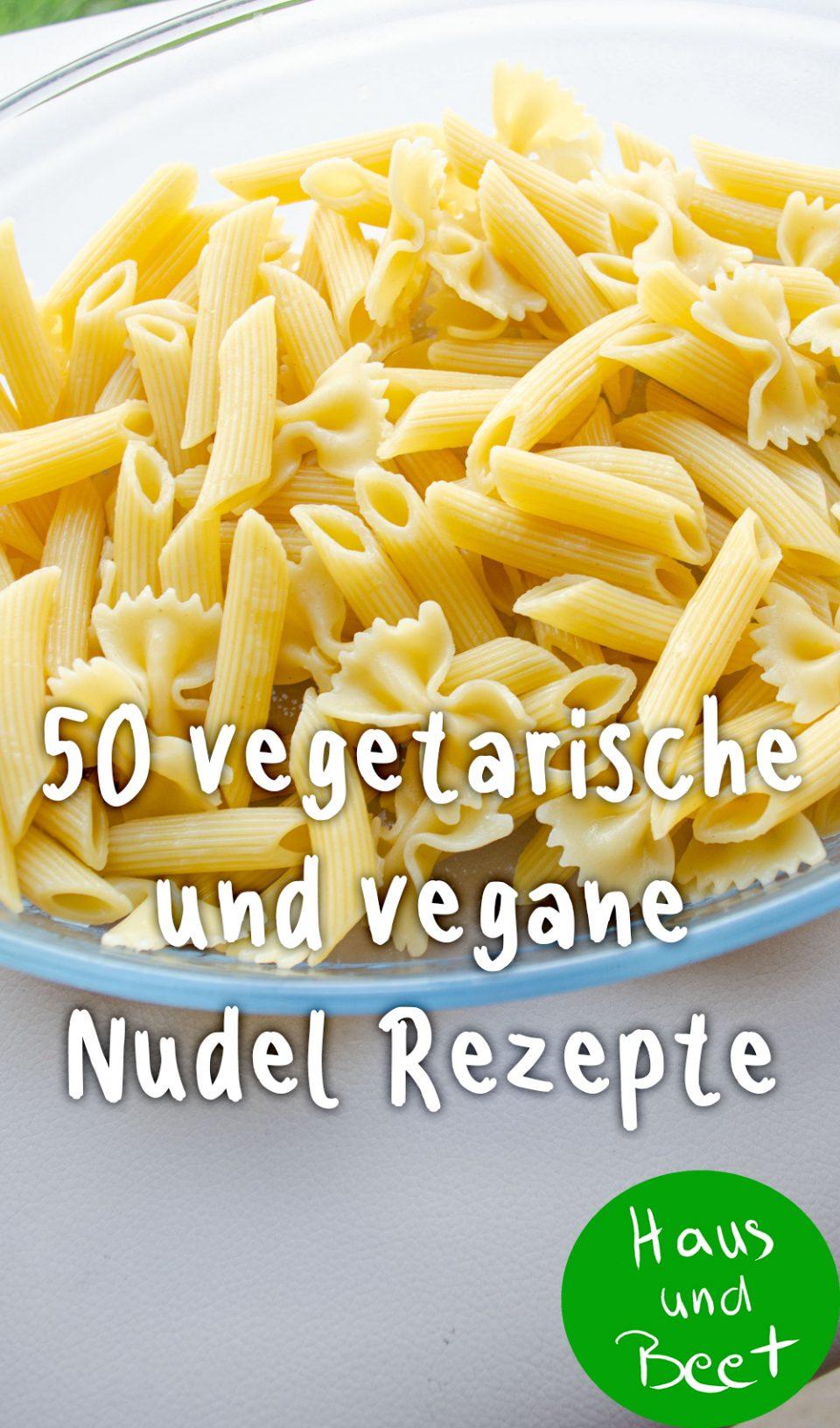 50 Nudel Rezepte