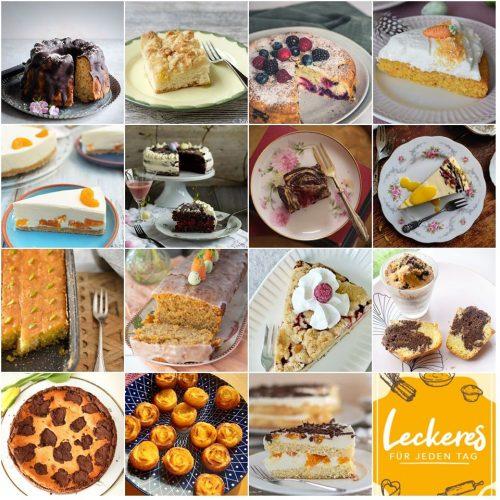 Kuchen Rezepte Blogger Aktion